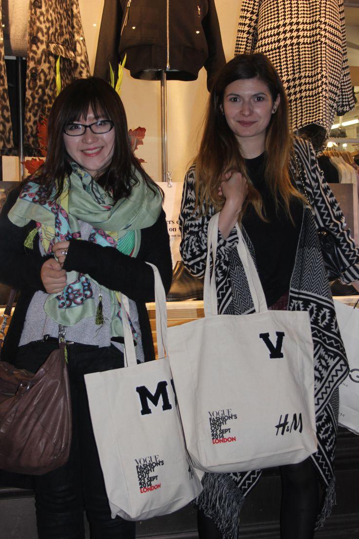 Shoppers on #RegentStreet enjoying #FNO