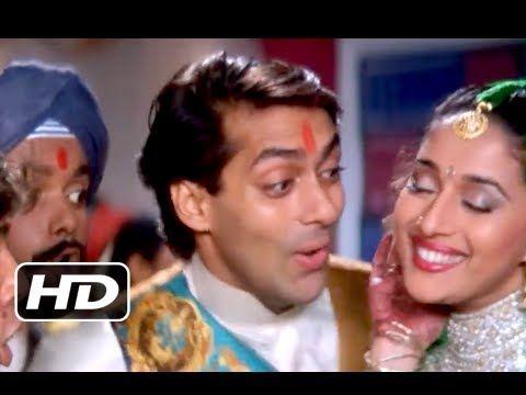 ▶ Joote De Do Paise Le Lo - Salman Khan & Madhuri Dixit - Hum Aapke Hain Kaun. - YouTube
