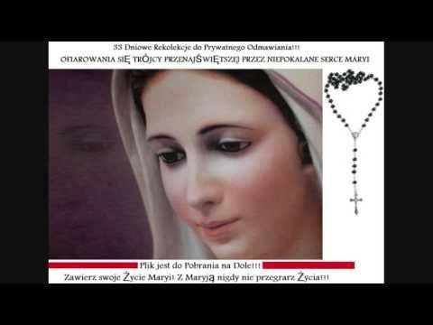 Ks. Dominik Chmielewski - Z Maryją Nigdy nie przegrasz Życia - Część 1