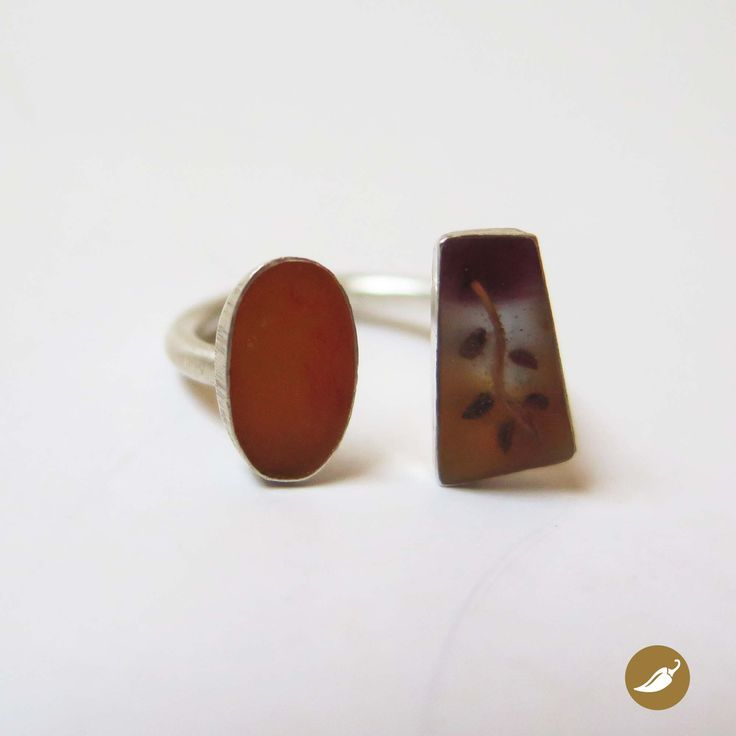 Ring designed by Casakiro for Ají Diseño Imprescindible Gallery/shop located in the historic Lastarria neighborhood, Santiago, Chile.
