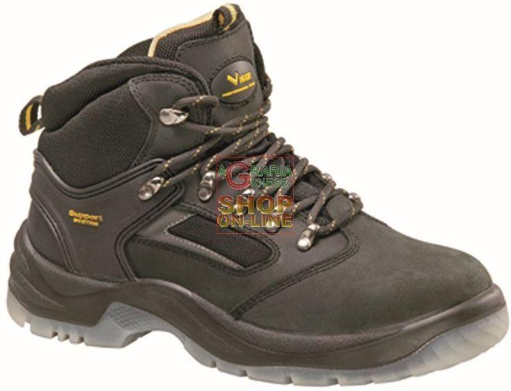 SCARPE DA LAVORO IN SICUREZZA VIGOR IN PELLE DI NABUK S3 ALTE NERE TG. DAL 39 AL 46 http://www.decariashop.it/scarpe-vigor/14680-scarpe-da-lavoro-in-sicurezza-vigor-in-pelle-di-nabuk-s3-alte-nere-tg-dal-39-al-46.html