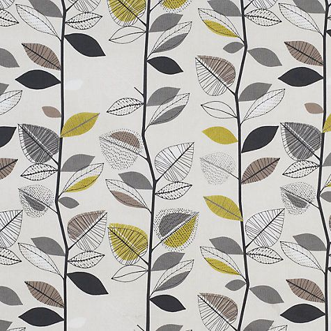 Autumn Leaves Furnishing Fabric New Living RoomFabric OnlineCurtain CurtainsLounge IdeasAutumn LeavesJohn LewisBedroom