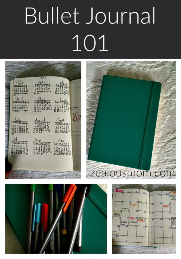 how to get started journaling