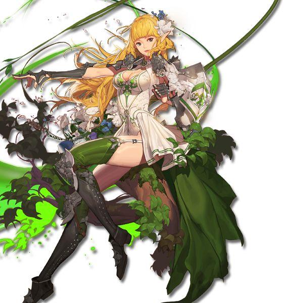 Knight - Elven Knight - Gaia Awakening