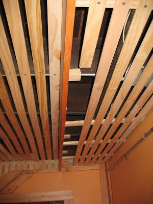 Alt Basement Ceiling Paint Everything Dark Then The