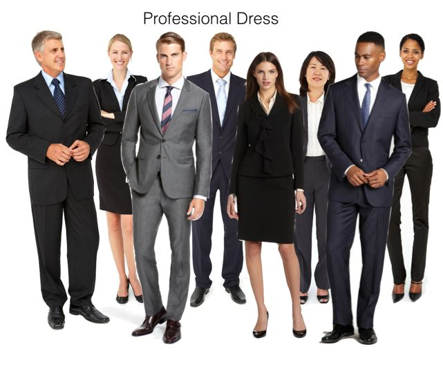 Decode the Dress Code – Business Casual vs. Business Professional ...