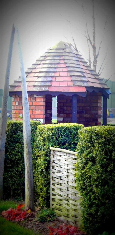Malvern garden.