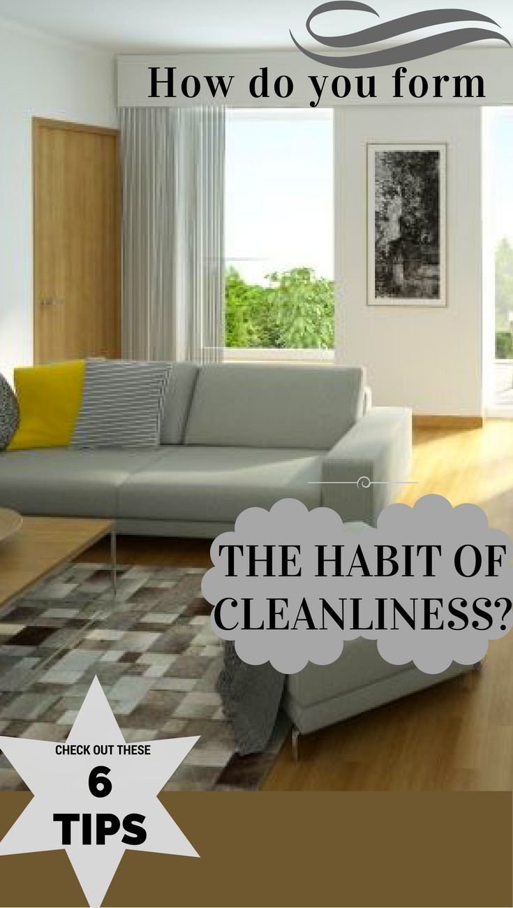 Here I want to show you a step by step guide to train yourself (to clean up and get organized) until you form a habit of cleanliness. Forming a habit is like developing a muscle. Even if we find various excuses for not doing the necessary and less pleasant things, we can constantly improve if …