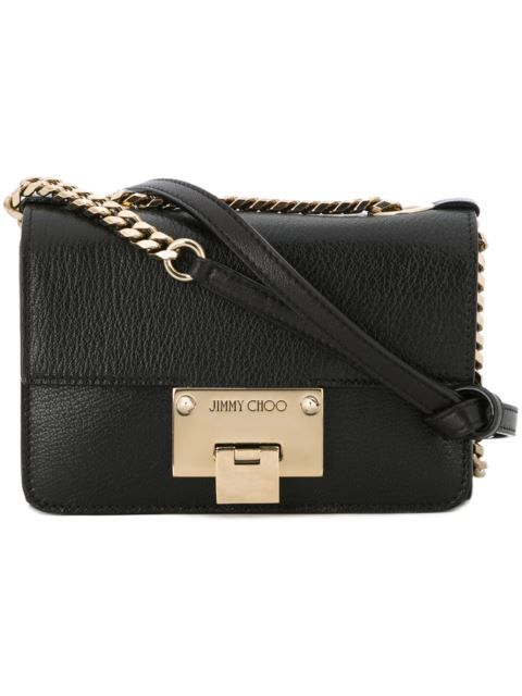 Jimmy Choo London Pre-owned - Rebel leather clutch bag 8mnP4DySjT