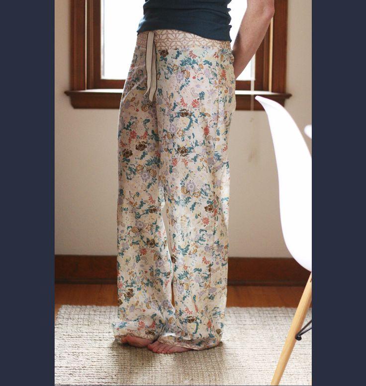 diy yoga pants pattern - Google Search