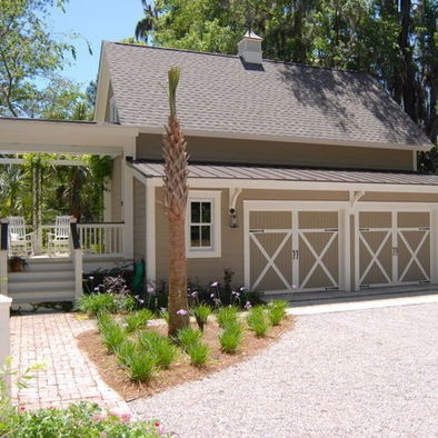 35 best images about garages breezeway on pinterest 3 for House plans with detached garage and breezeway