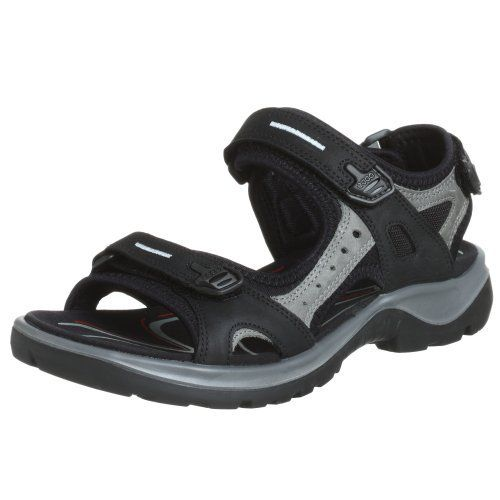ECCO Women's Yucatan Sandal  A wonderfully comfortable sandal, the Ecco Woman's Yucatan does casual the easy way. Trail ready and daily grind tested, you'll reach for your Yucatans again and again.