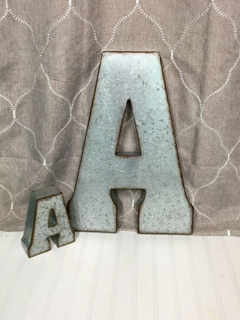 Large Metal Letters For Wall the 25+ best metal wall letters ideas on pinterest | industrial