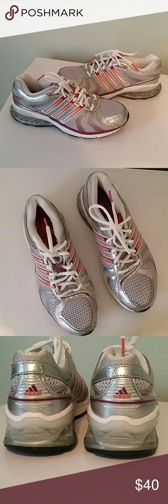 ADIDAS BOOST RUNNING SHOES   7.5 Like new condition. Adidas Shoes Athletic Shoes