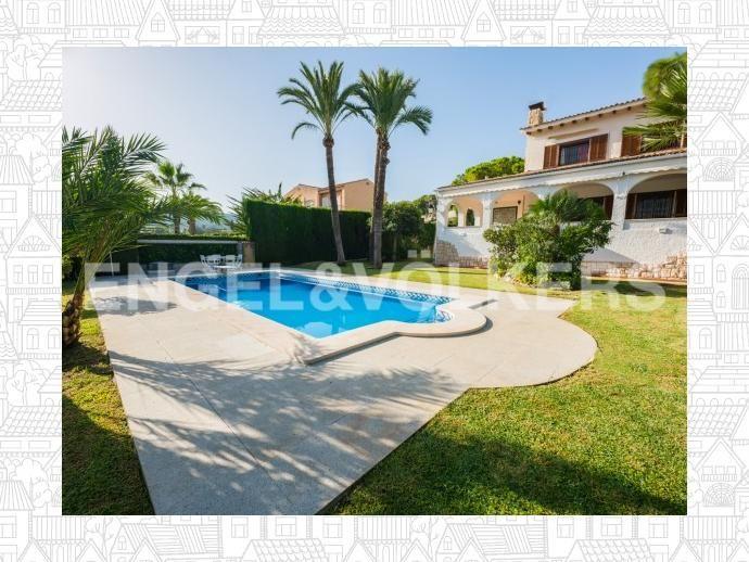Foto 2 de Chalet en  Doctor Fleming, 33 / Vistahermosa, Alicante / Alacant