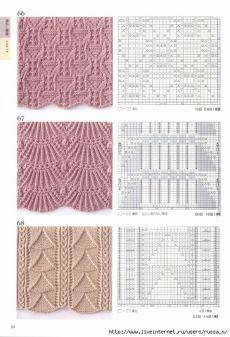 УЗОРЫ СПИЦАМИ (Knitting Pattern Book)