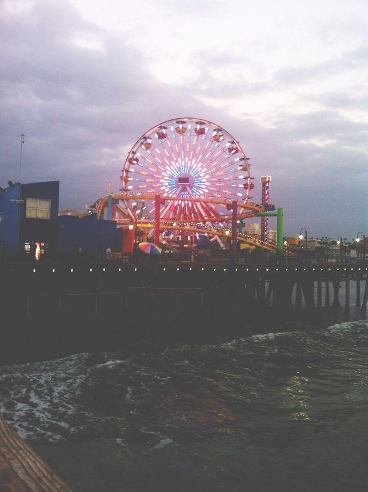 Goodbye my Santa Monica dreams. Fifteen kids in the back yard drinkin' wine. {kathleen*}