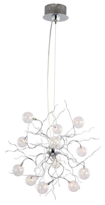 Lampa wisząca Altra Italux MC5345-12 - Cudowne Lampy