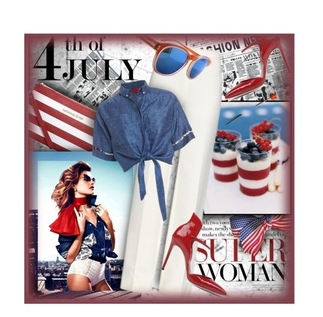 """4th of July"" by edita1 on Polyvore"