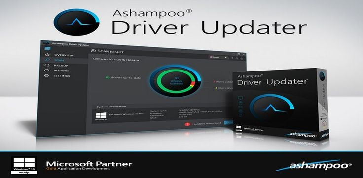 With Ashampoo Driver Updater your computers drivers will always be up to date. Prevent your computer from crashing or freezing by updating your drivers.
