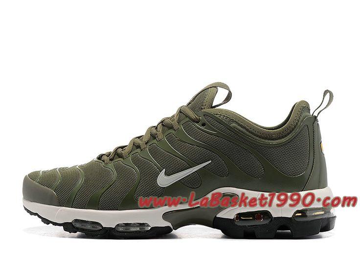 Nike Air Max Plus TN Ultra 898015_A111 Vert Chaussures Nike Prix Pas Cher  Pour Homme