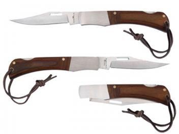 Canivete Inox com Trava de Segurança Nautika - Moka