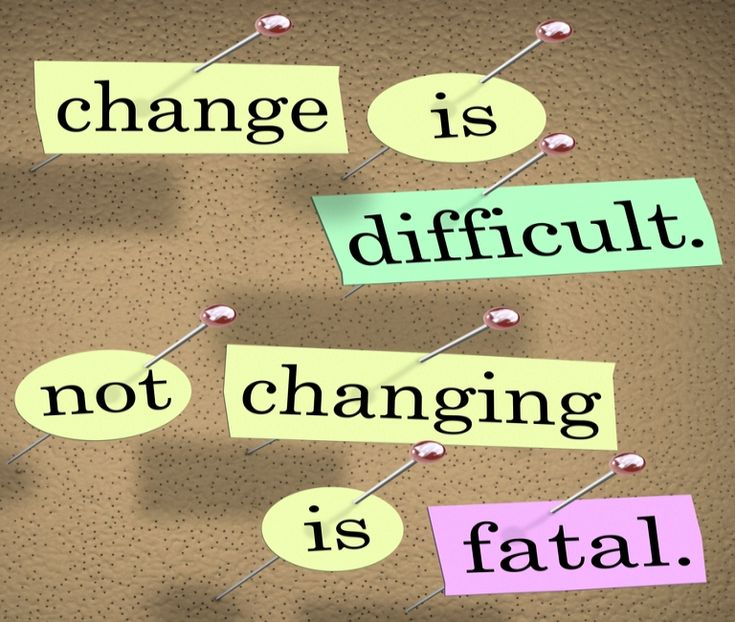 As human beings we tend to be adverse to change and resistant to anything that threatens the status quo. Here's tips for implementing change successfully.