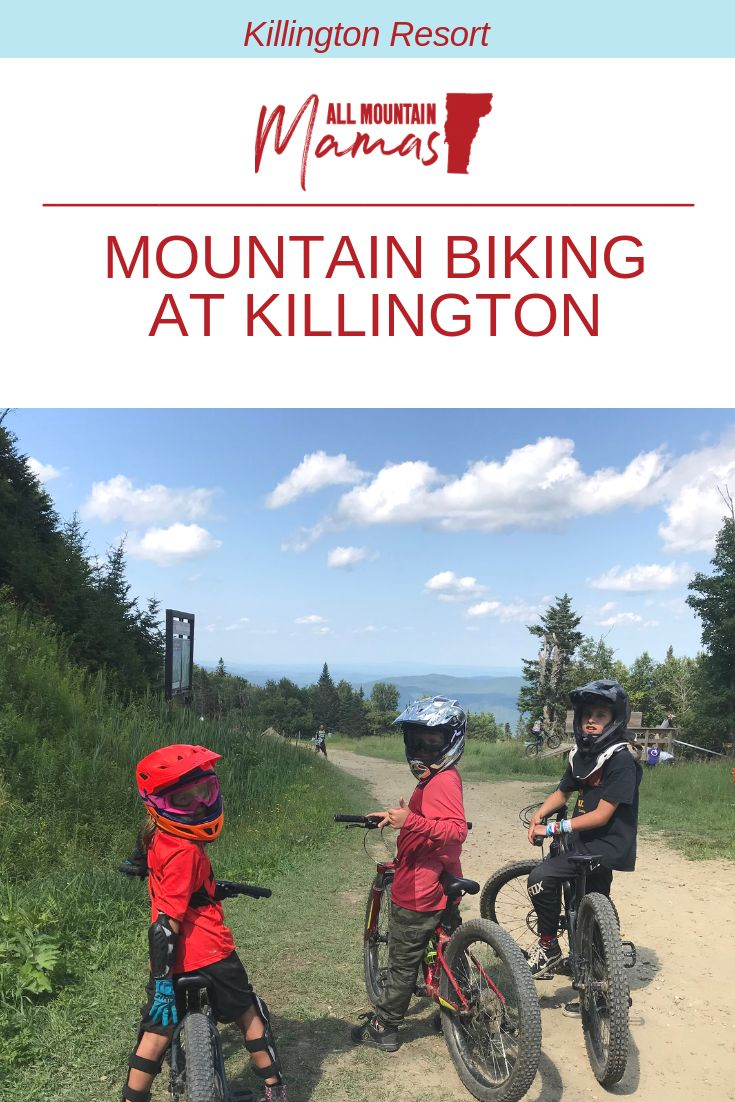 Guide to mountain biking at killington killington is