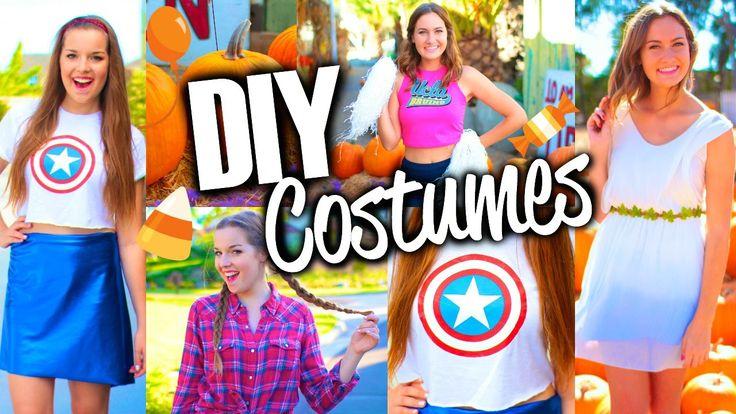 36 best Halloween images on Pinterest Costume ideas, Carnivals and - cute teenage halloween costume ideas