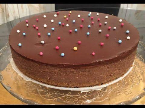 """Cheesecake cu ciocolata si mascarpone"""