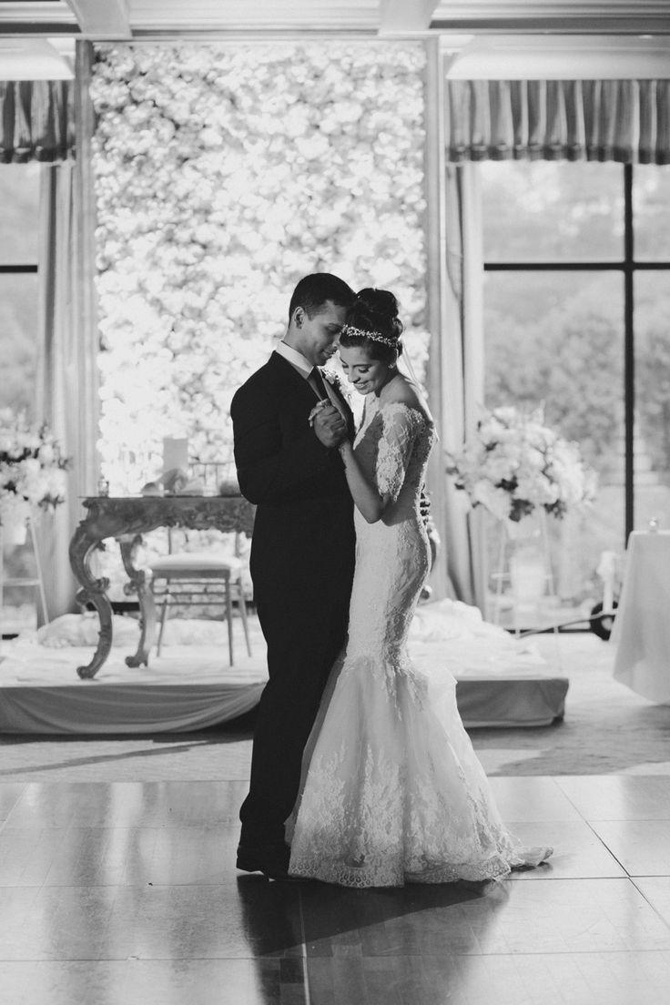 First dance - Priya and Justin Indian Wedding Day 2