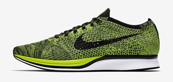 The Nike Flyknit Racer Volt Releases Tomorrow