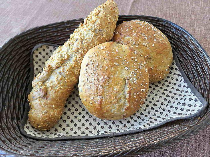 Kefir-Hafer Krüstchen, ein tolles Rezept aus der Kategorie Brot und Brötchen. Bewertungen: 27. Durchschnitt: Ø 4,6.