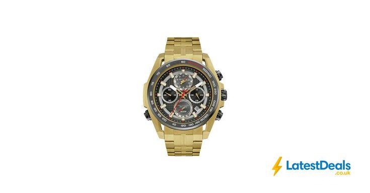 Bulova Men's Precisionist Quartz Chronograph Watch Save £200 Free C&C, £299.99 at Argos