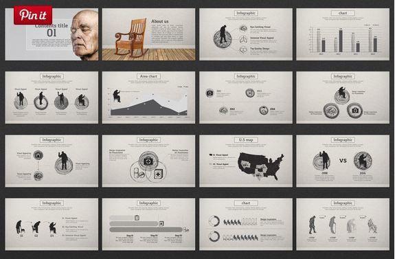16 best PowerPoint Templates images on Pinterest | Data ...