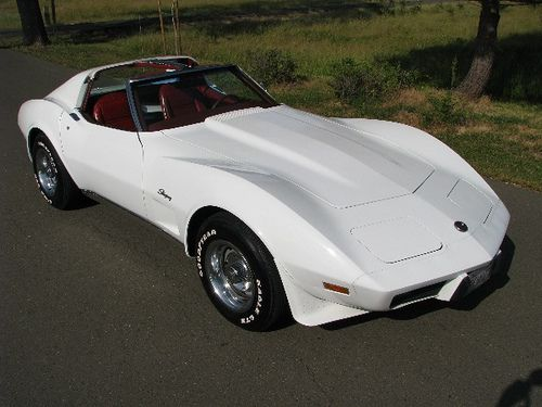 Another mighty fine classic 1976 Corvette Stingray