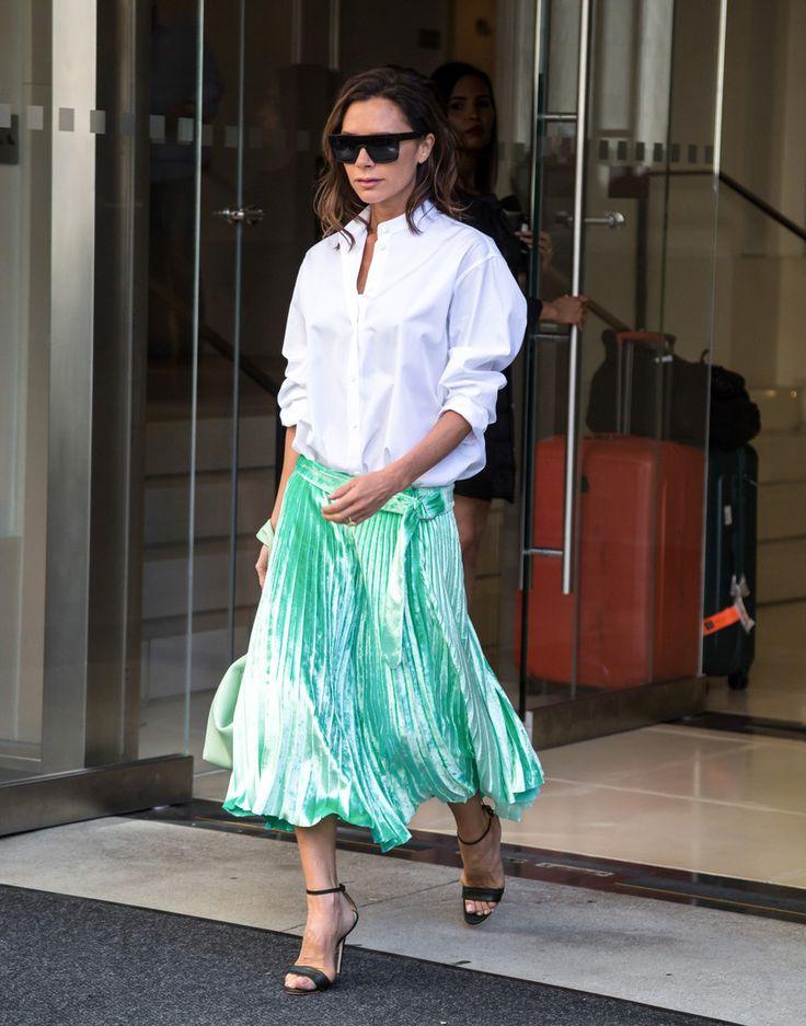 Одеться как Бекхэм: повторить модный прием Виктории проще простого : Виктория Бекхэм / фото 1