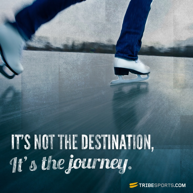 It's not the destination. It's the journey! #ownyourmark #tribesports #jointhetribe #challengeyourself  #fitness #motivation #fitspo #inspiration