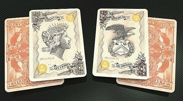 新しいデザインのBicycle トランプカード : Federal 52