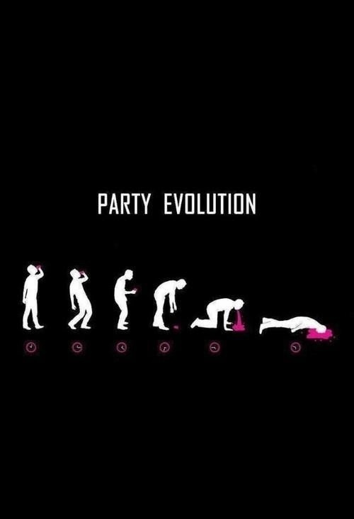 XRIXTER: EVOLUTION OF PARTYING HARD