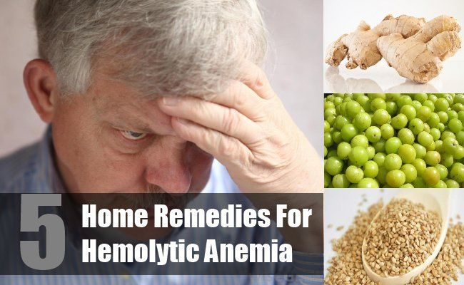 Hemolytic anemia is a condition in which the body does not have enough healthy red blood cells. The red blood cells provide oxygen to all ...