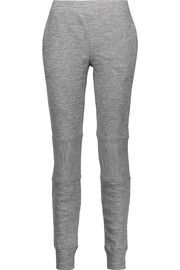 Belstaff Vic ribbed wool leggings