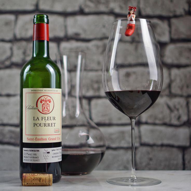 Chateau La Fleur Pourret Saint-Emilion Grand Cru 2009 #wine #winelover #tips #vino #WineWednesday #winelovers #Italy