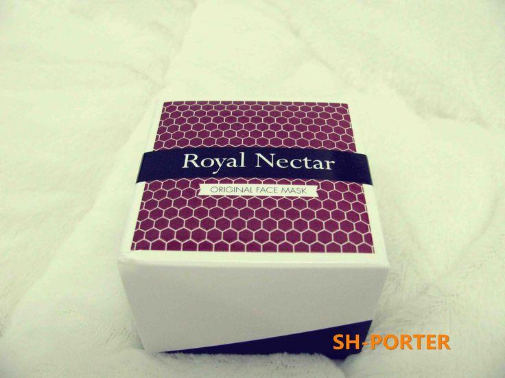 Nelson Honey Royal Nectar Original Face Mask