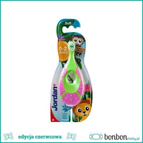 Niezastąpiona szczoteczka #Jordan w higienie jamy ustnej dla najmłodszych od #cederroth