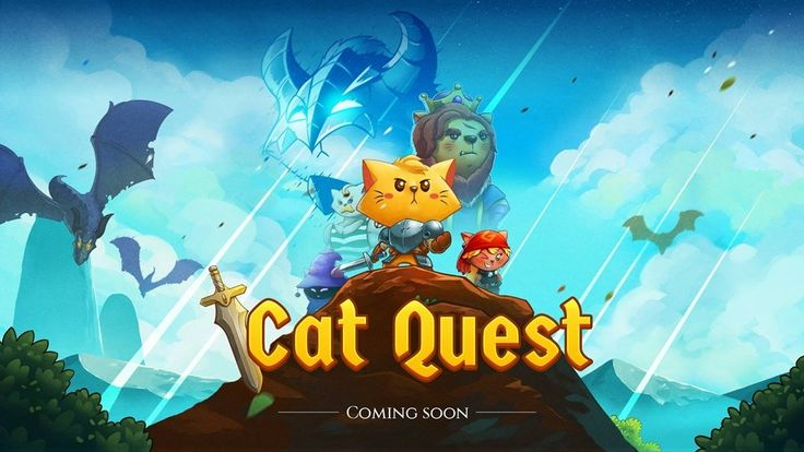 "Cat Quest Tentatively Positioned for a November Launch  ||  A ""Mew Game Mode"" is coming too http://www.nintendolife.com/news/2017/10/cat_quest_tentatively_positioned_for_a_november_launch?utm_campaign=crowdfire&utm_content=crowdfire&utm_medium=social&utm_source=pinterest"