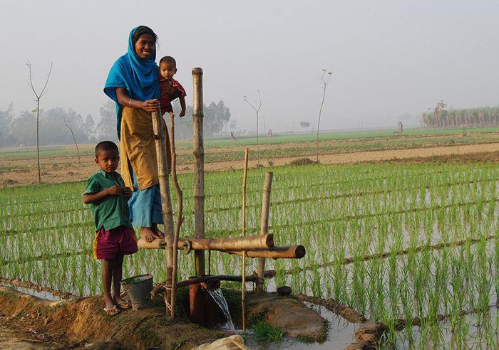 Ver weg van India - Nomad & Villager