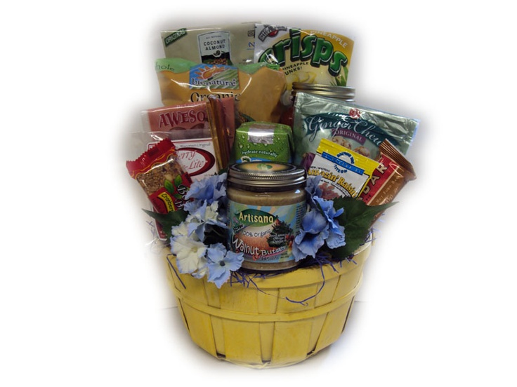 9 best gluten free gift baskets for mothers day images on healthy mothers day gift basket for active sporty moms negle Choice Image
