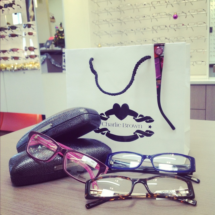 Charlie Brown Optical available at Russo Optometry Dandenong
