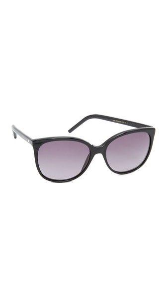 Marc Jacobs Солнцезащитные очки «кошачий глаз» Easy to Wear